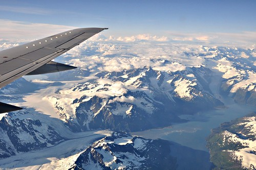 flying into anchorage | by alaskaval