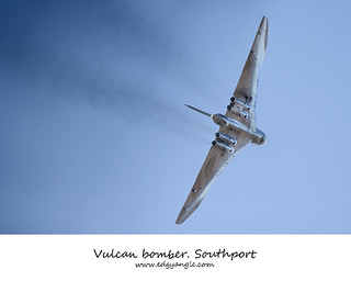 Vulcan bomber, Southport | by Ianmoran1970