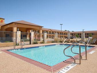 Pool At Super 8 Stephenville Hotel Have Memorable Stay Wit Flickr