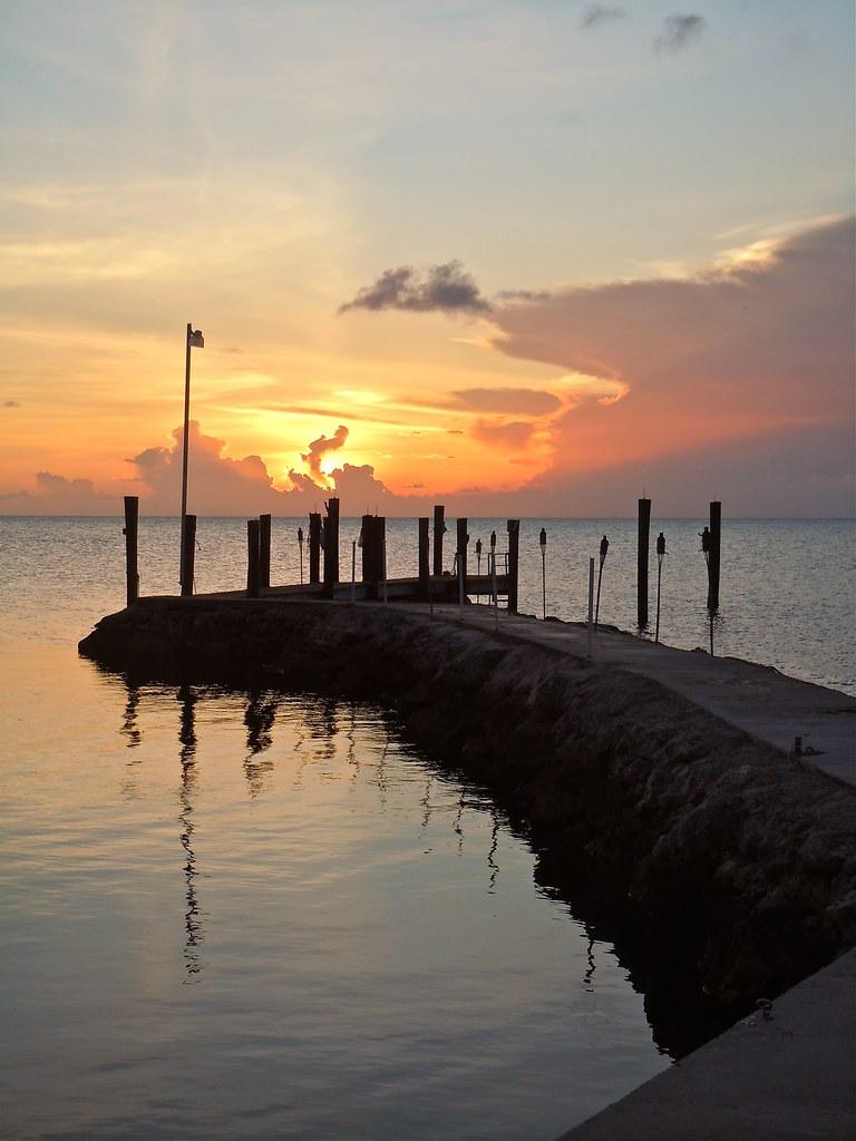 Backyard fishing pier hello gulf o 39 mexico marathon for Gulf shores pier fishing forum