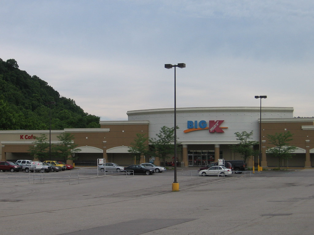 Fancy Kmart Charleston Wv This Curvy Facade Looks