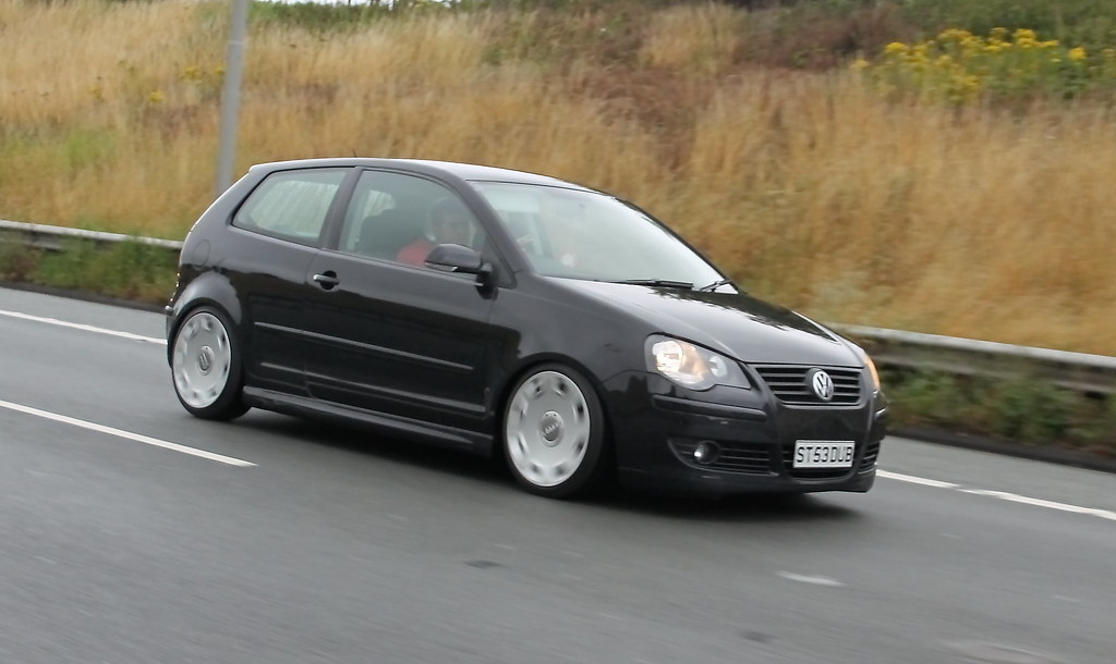 Rolling Shot Vw Polo 9n2 Anthony Seed Flickr