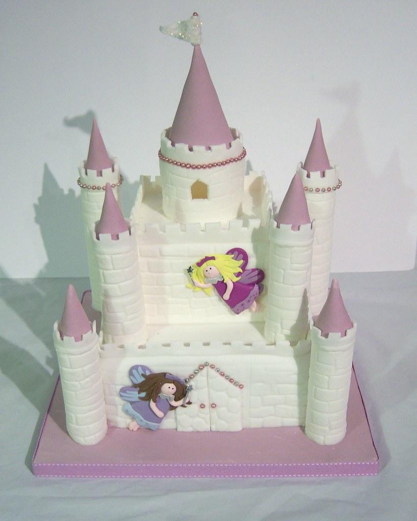 Cake Images Sagar : Fairytale Castle Cake Sammy Sagar Flickr