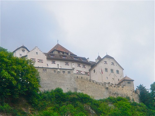 Vaduz, Liechtenstein | by House of Hall