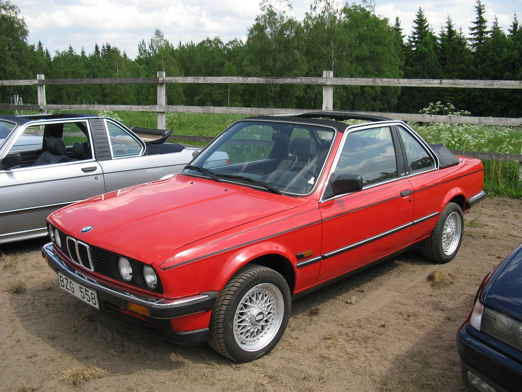 bmw 320i baur cabriolet e30 nakhon100 flickr. Black Bedroom Furniture Sets. Home Design Ideas