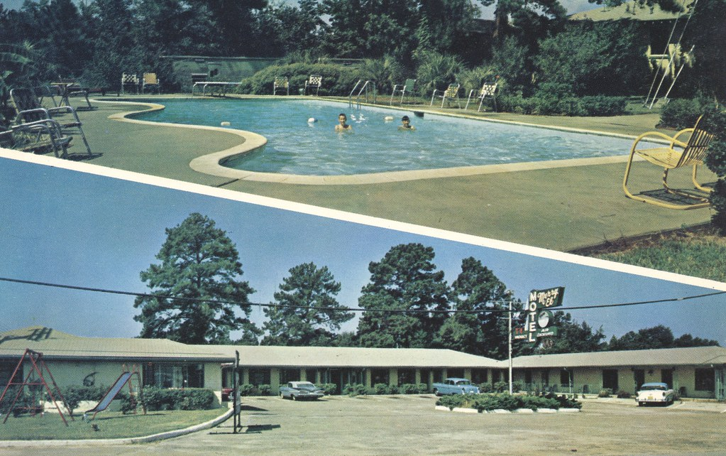 Merry El Motel - Columbus, Georgia