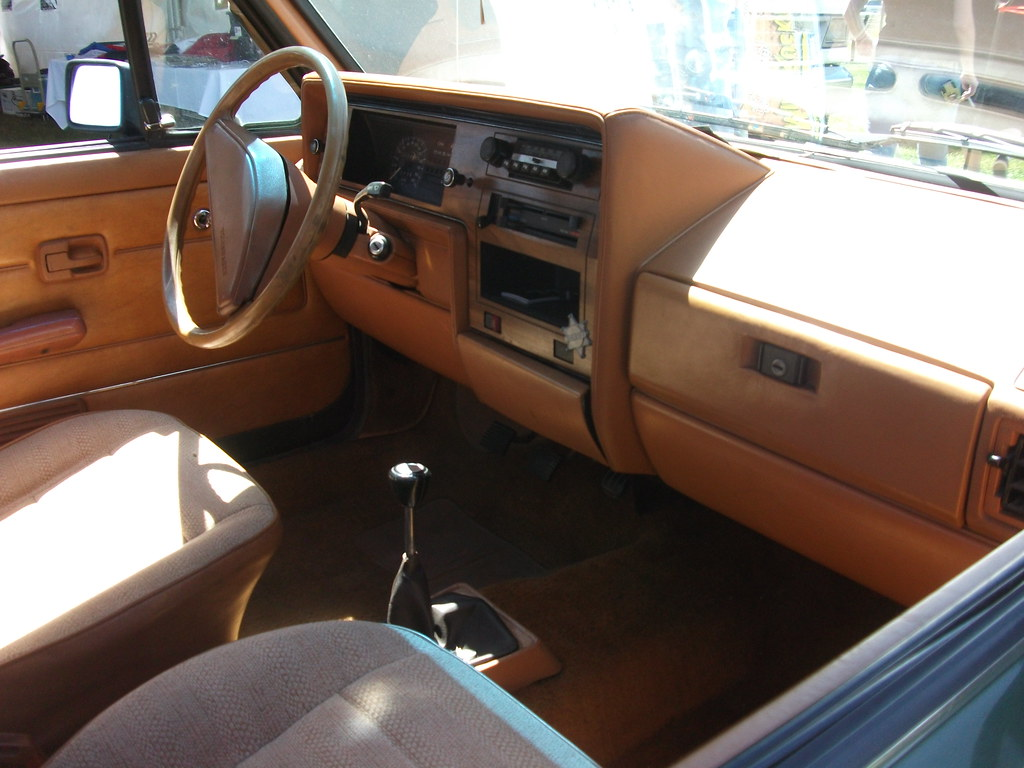 1981 vw caddy interior dave 7 flickr for Free interior pictures