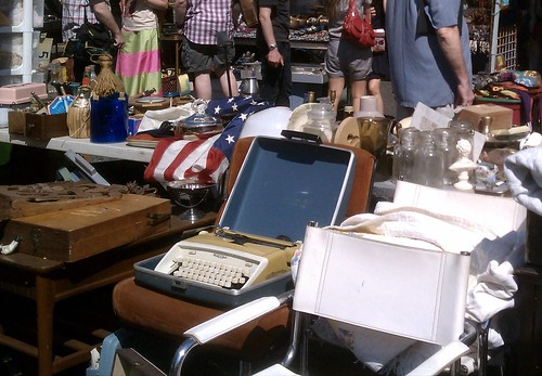 Hell Kitchen Flea Market Manhattan