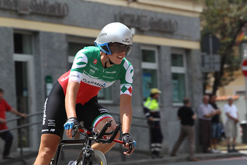 Noemi Cantele - Giro Donne, stage 10 | by Team Garmin-Sharp