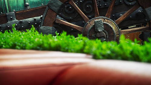 Sofa, Boxwood, Cannon. | by kirberich