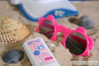 Sunscreen - Summer Skincare | by Steve Hankins
