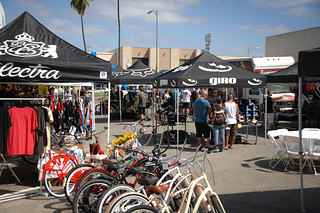 All of our top vendors showed up! | by BikeBling.com