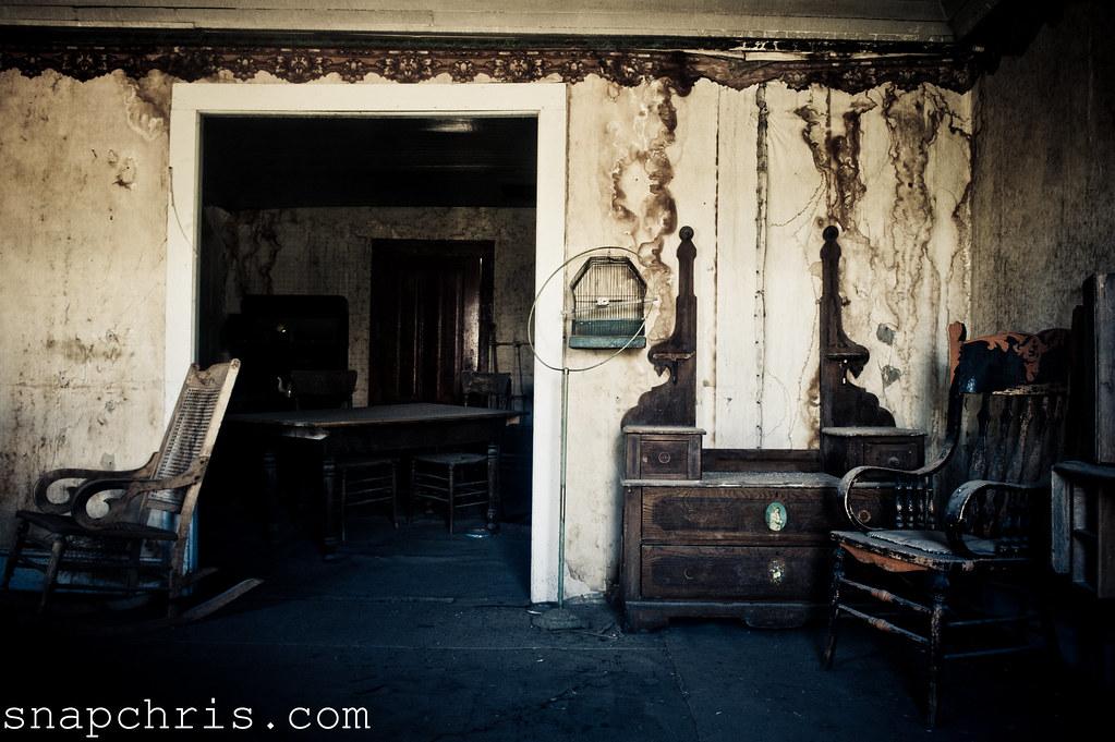 Bodie Old Western Living Room Chris Willis Flickr