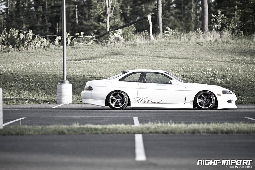 Lexus Sc400 Jim Davis Flickr