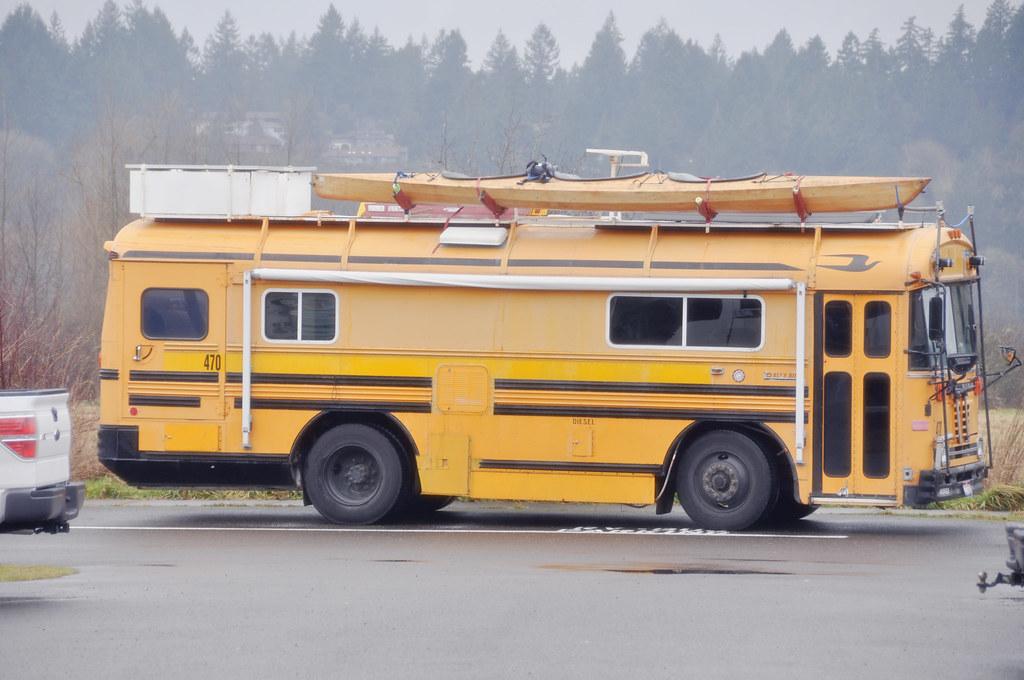 Tour Bus Floor Plans