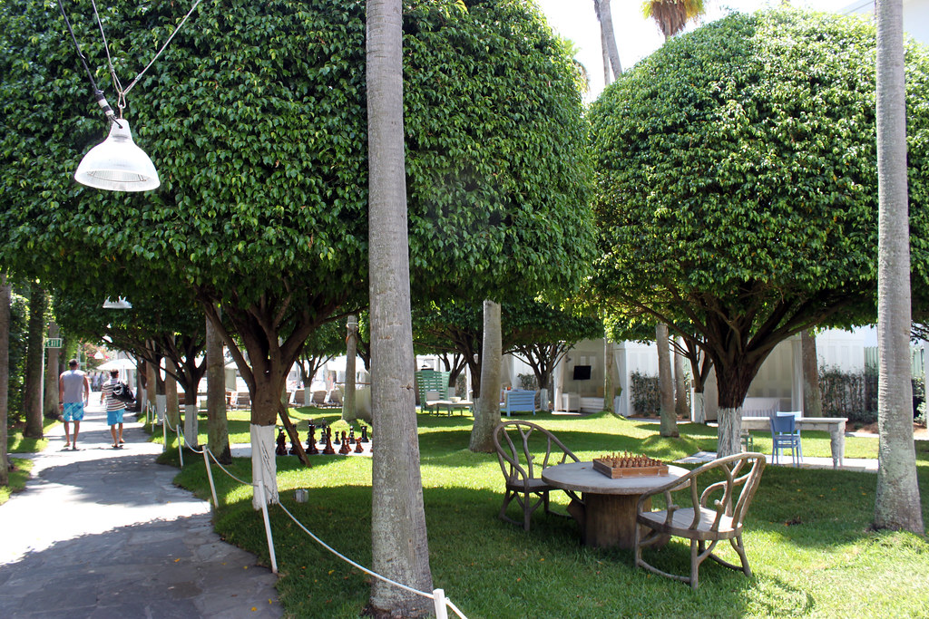 Art Deco Hotels Miami Beach - Delano Hotel | Delano Hotel - … | Flickr