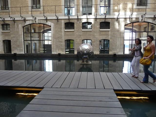 Les docks vue de l interieur marseille flickr photo for L interieur movie