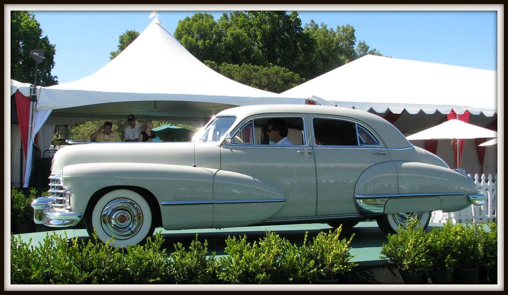 1947 Cadillac Series 62 4 Door Sedan 1 Owned By Dominic
