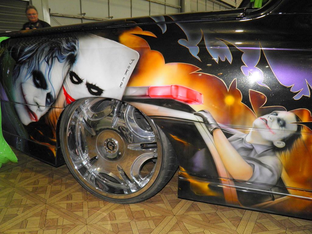 Custom Paint Jobs For Motorcycles Sydney