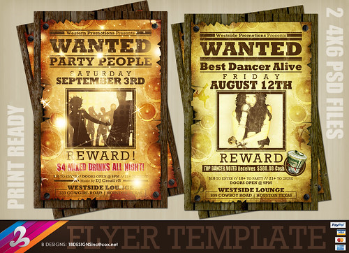 Wanted Flyer Template 15 Wanted Poster Templates Free Dinosauriens
