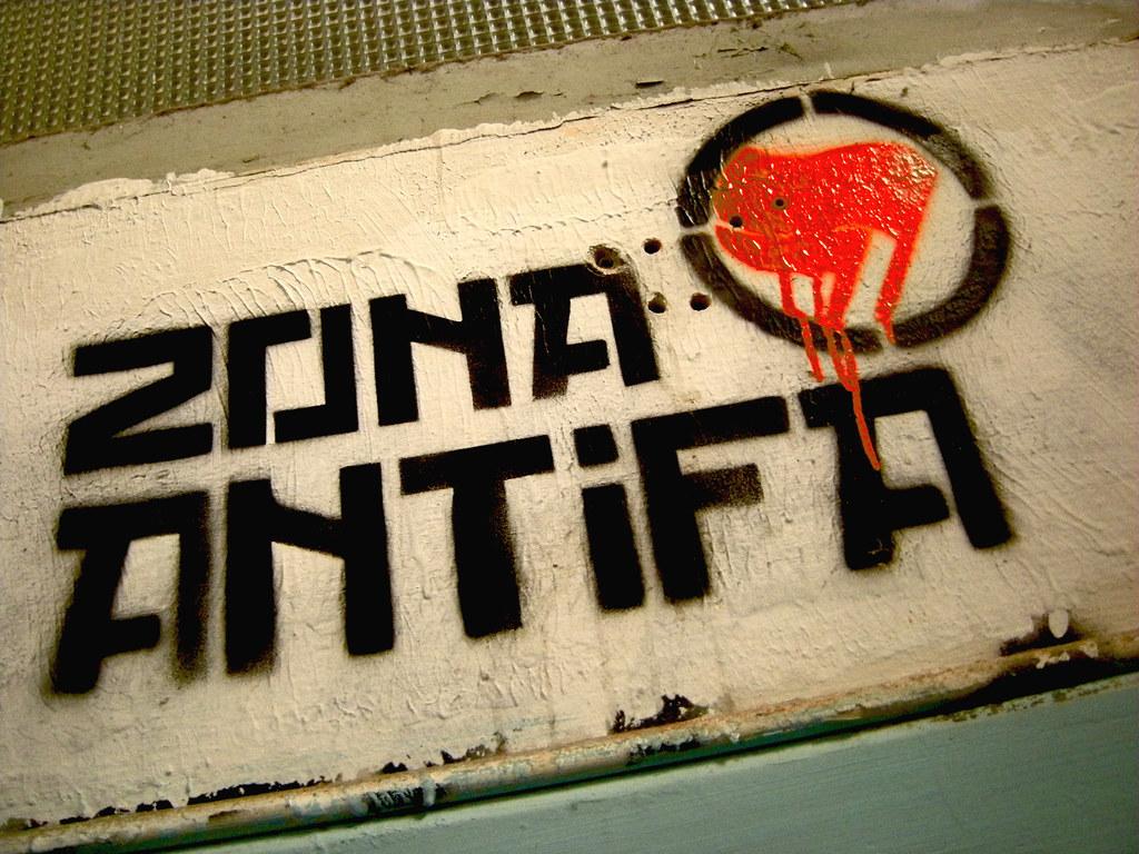 Zona Antifa Seven Resist Flickr