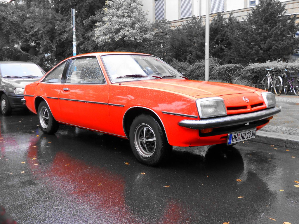 opel manta b orange transaxle alias toprope flickr. Black Bedroom Furniture Sets. Home Design Ideas