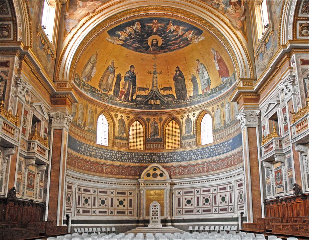 Rome Chrétienne et ses monuments - EUGENE DE LA GOURNERIE - 1867 5990912220_7c690cf88e_b