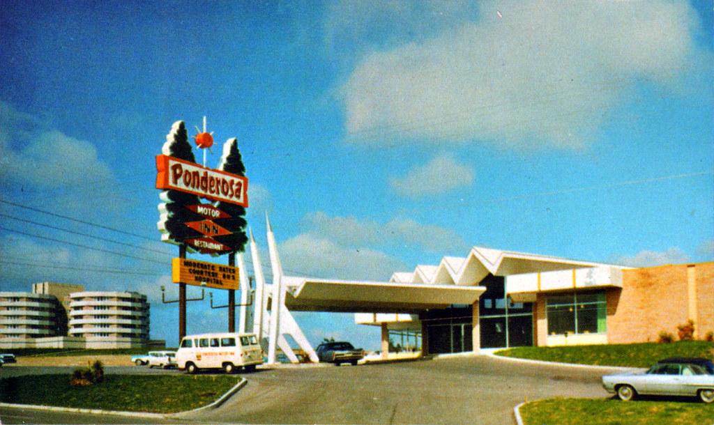 Job Boom In Temple Texas Ponderosa Motor Inn Temple Tx Ryan Khatam Flickr Hilton Garden Inn