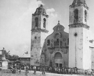 Palo Cathedral, Palo, Leyte Island, Philippines, Dec. 1944 | by J. Tewell