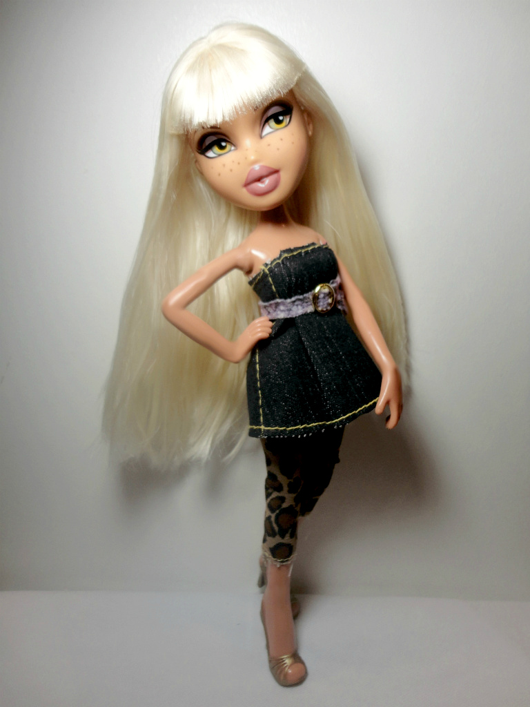 Bratz Style It Tessa I Can 39 T Say She Is One Of My Favorit Flickr