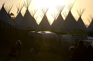 Tipi Field | by fussy onion