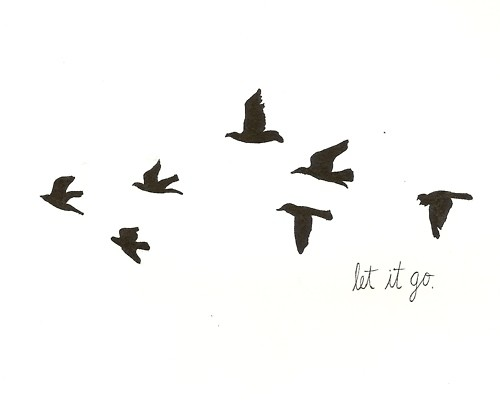 let it go birds | Casa de Christine | Flickr
