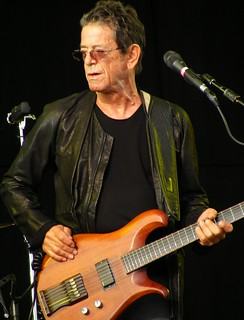 Lou Reed | by Man Alive!