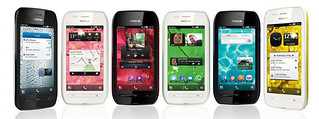 Nokia 603 with NFC | by Bernie Goldbach
