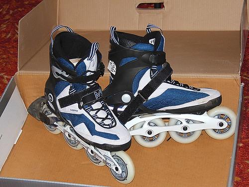 Inline Skates k2 Moto 90 k2 Moto 90