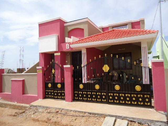 Trichy house model