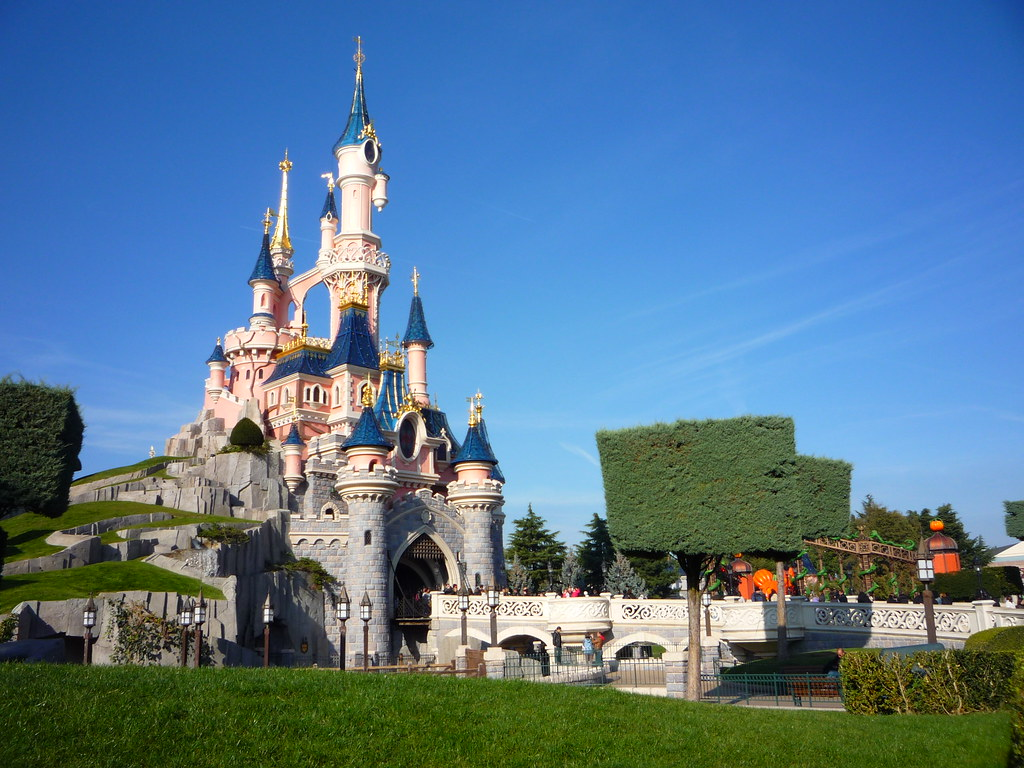 Hotel Plus Disneyland Tickets Paris