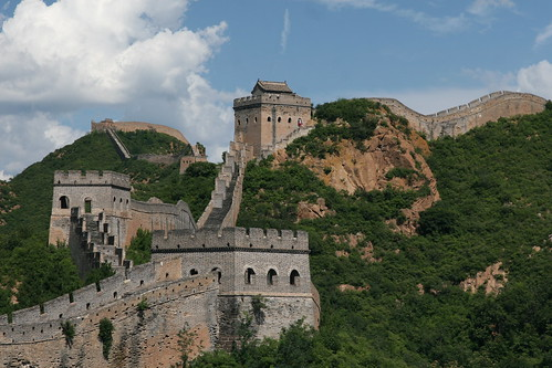 Jinshanling Great Wall (18Aug2011) | by whitecat sg