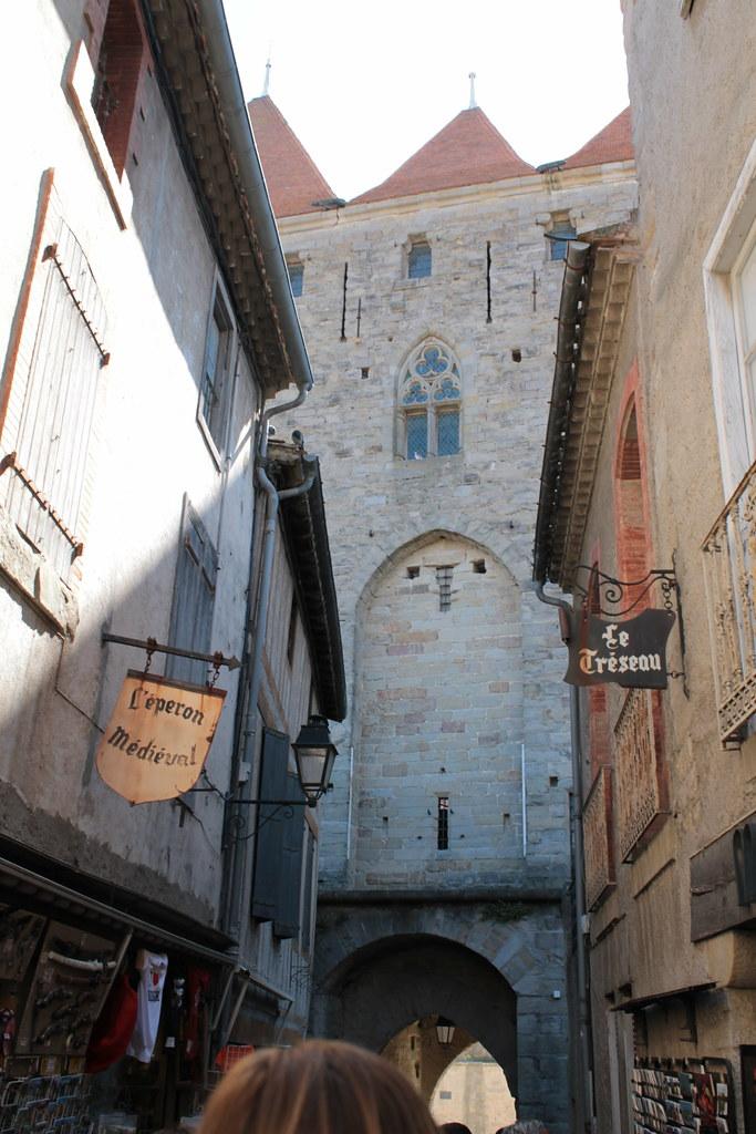 Porte narbonnaise porte narbonnaise carcassonne for Porte narbonnaise