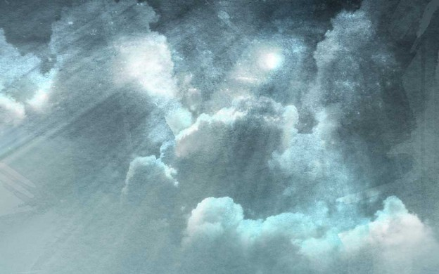 free abstract cloudy sky pale blue pine background flickr