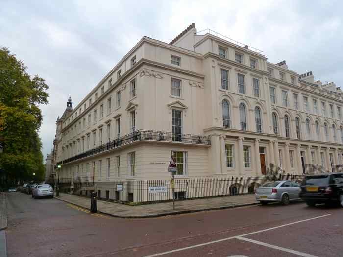 P1150712 Regency London Architect John NASH LONDON Prome Flickr