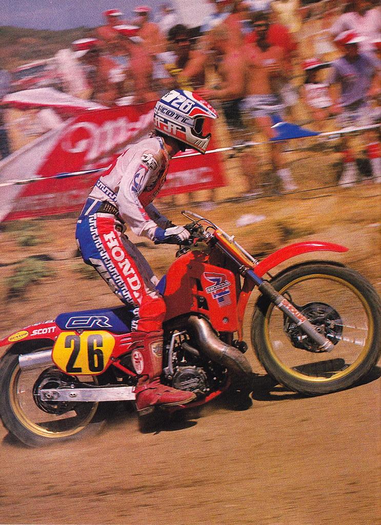 David Bailey 1986 500 USGP   Tony Blazier   Flickr