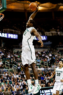 Michigan State vs. Hillsdale | by M.Hallowell