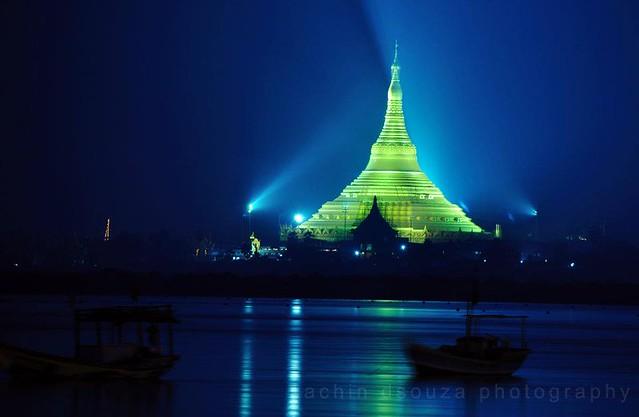 D Exhibition In Borivali : Pagoda flickr photo sharing