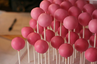 Ombre Cake Pops | by Sweet Lauren Cakes