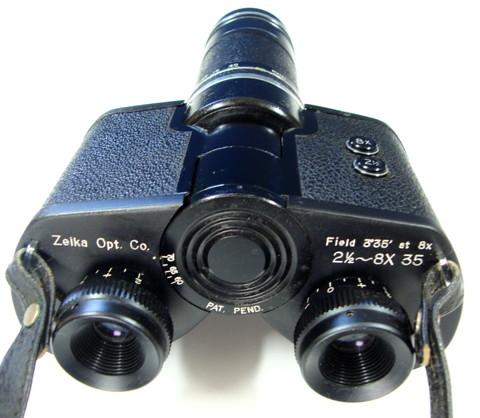 zeika optical binicular 70´s | wagner_arts | flickr