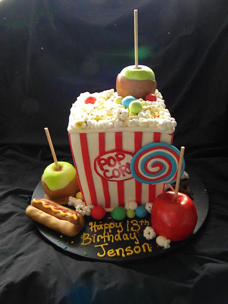 Candy Apple Cake Company