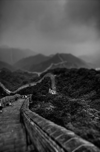 The Great Wall of China – Tilt Shift | by Sprengben [why not get a friend]