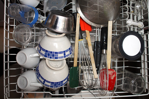 dishwasher | by David Lebovitz
