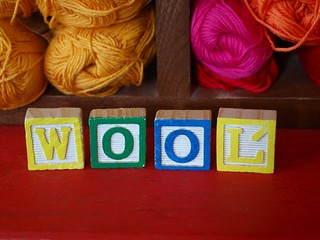 wool | by *Mirre*